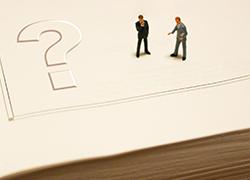 ギフト券換金率について疑問を持つ男性達